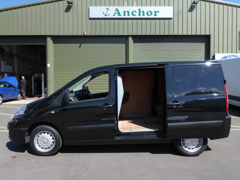 Citroen Dispatch FL15 SZK