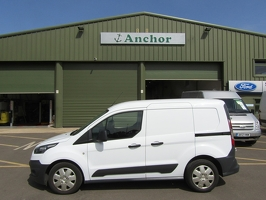 Ford Transit Connect YT14 HWE