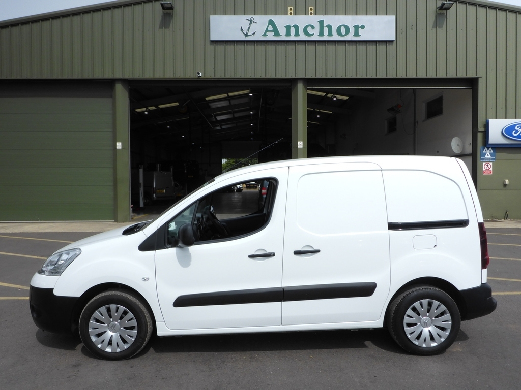 Citroen Berlingo OU15 XOF
