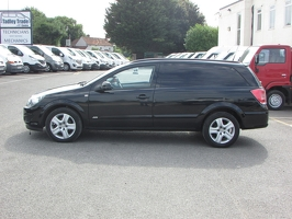 Vauxhall Astra GY10 XHD