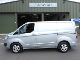Ford Transit Custom SF66 YZH