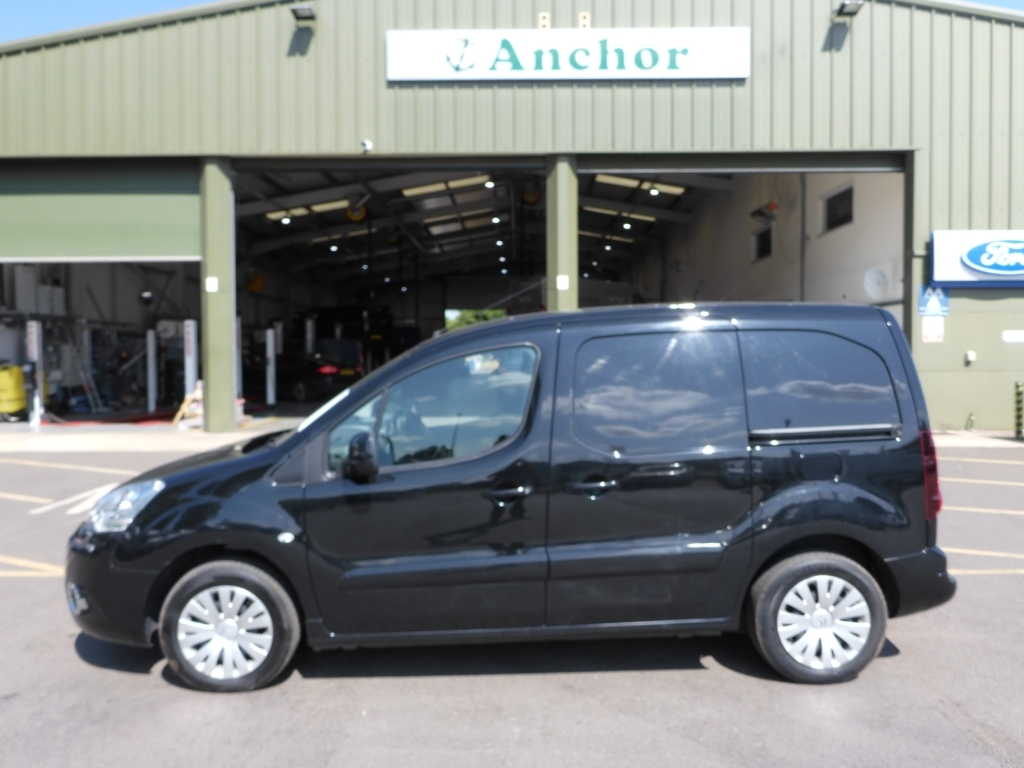 Citroen Berlingo YC64 WVW
