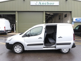 Citroen Berlingo YX14 OCK