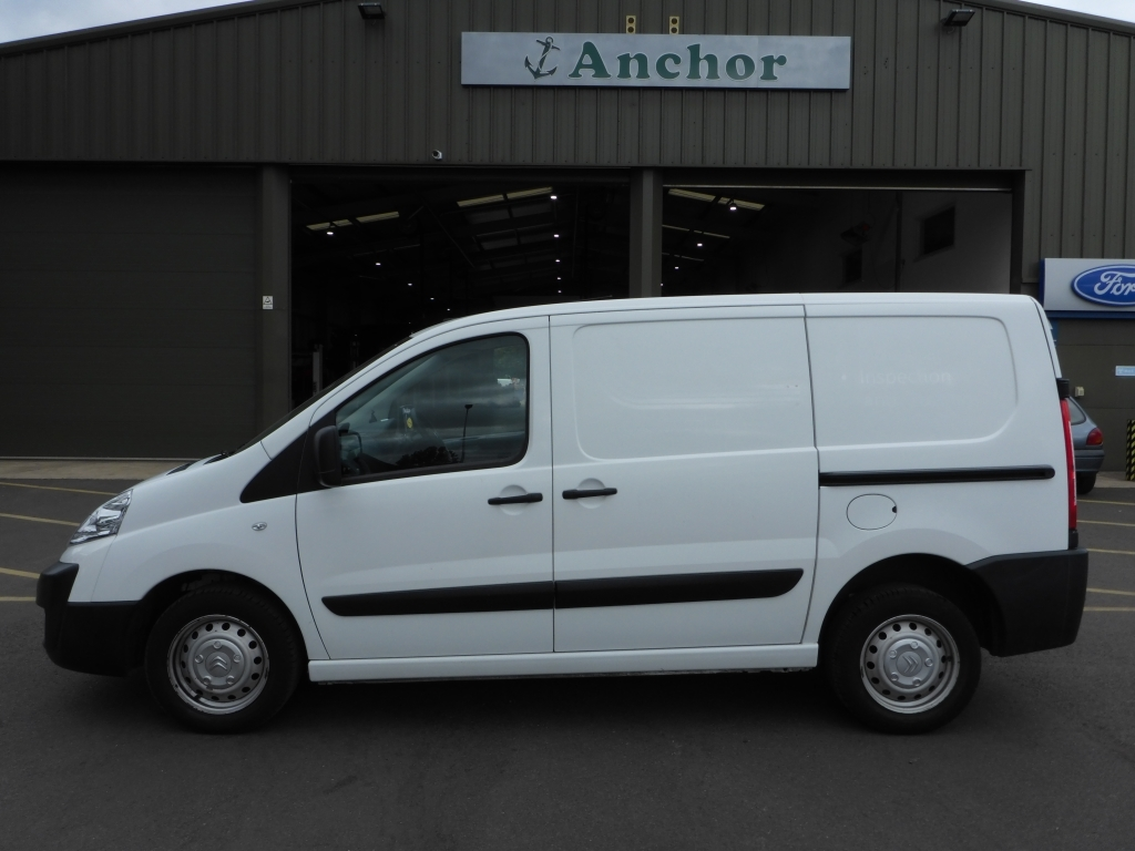 Citroen Dispatch PN16 HMC
