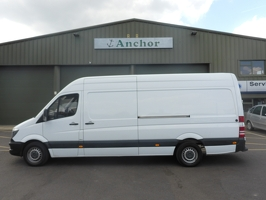 Mercedes Sprinter KM66 XXR