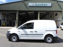 Volkswagen Caddy GC16 OYT