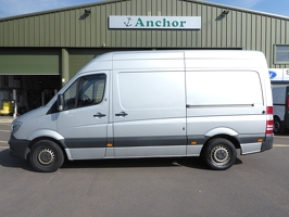 Mercedes Sprinter BT64 KNA