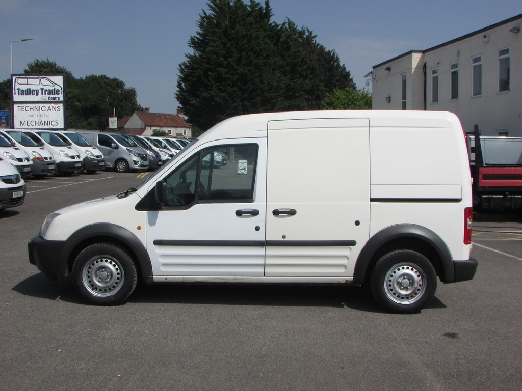 Ford Transit Connect BL05 ATX