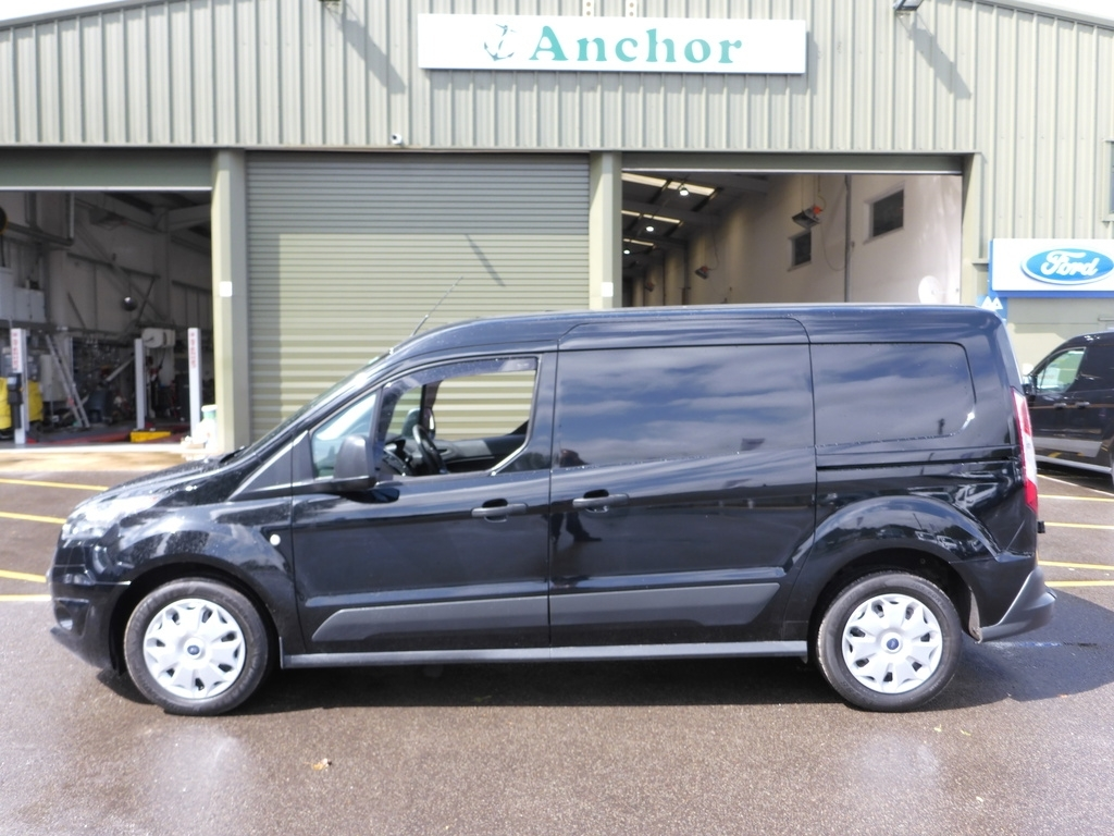 Ford Transit Connect BW66 UCC
