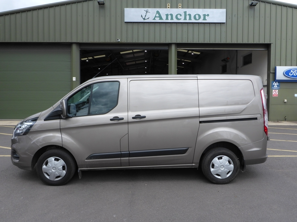 Ford Transit Custom NV18 MUE