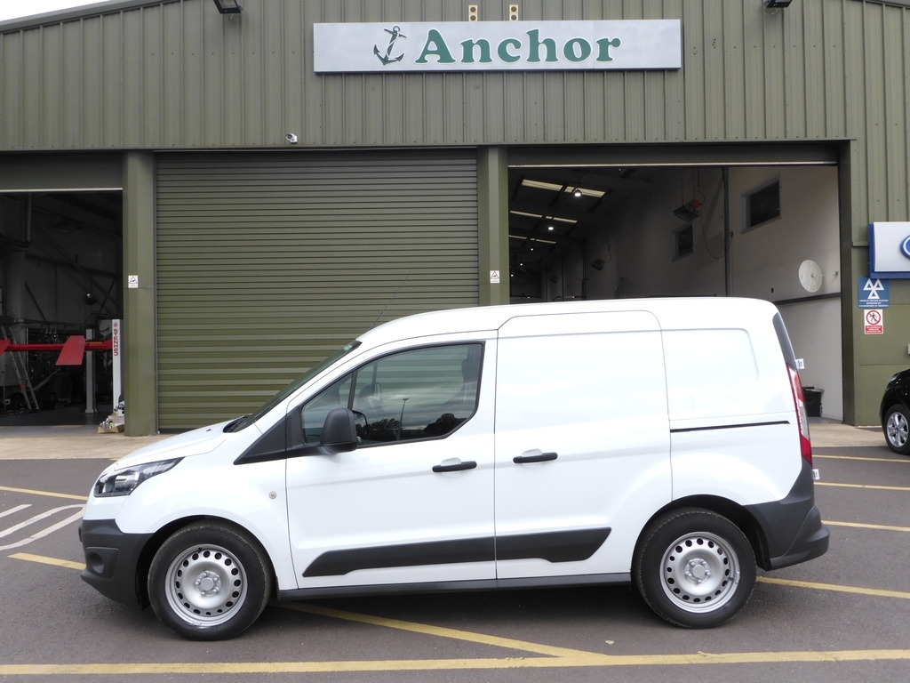 Ford Transit Connect EK65 ZSL