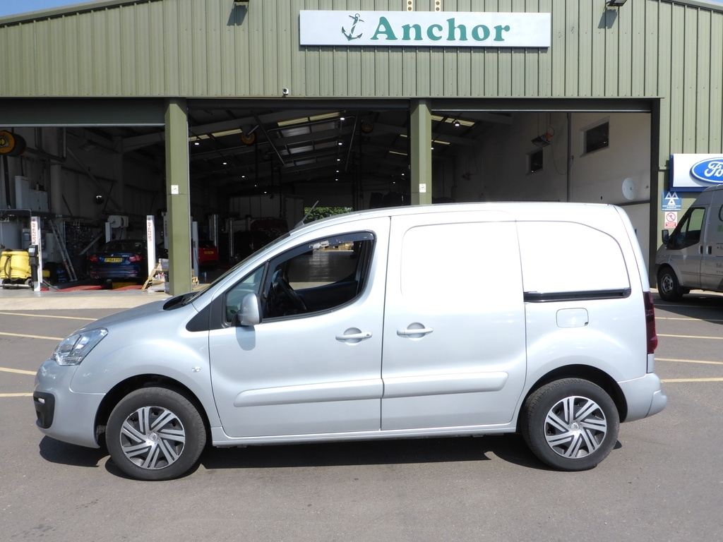 Citroen Berlingo MJ17 GHX
