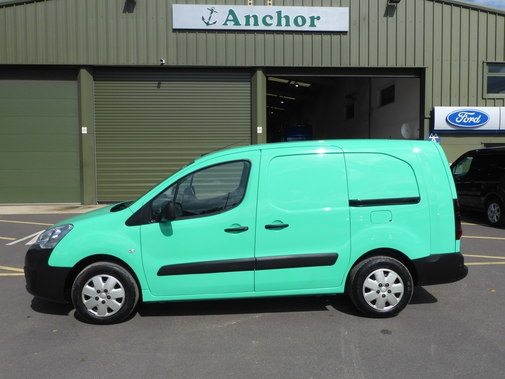 Citroen Berlingo CA66 HVB