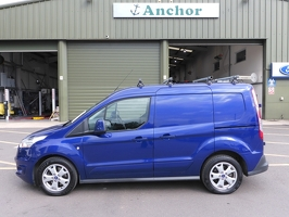 Ford Transit Connect YA14 AZW