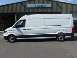 Volkswagen Crafter MJ18 WBE