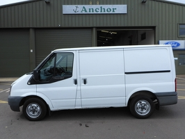 Ford Transit VE12 KUK