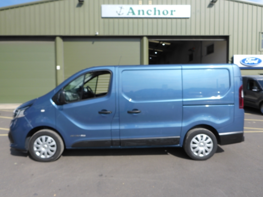 Renault Trafic FH65 EEX