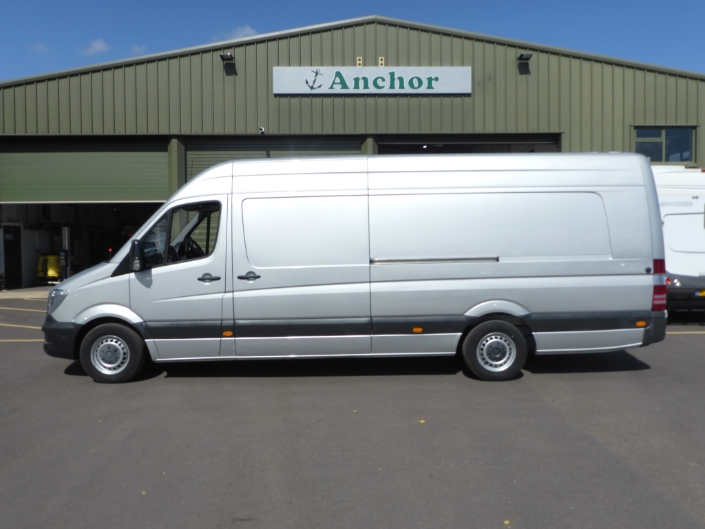 Mercedes Sprinter OV15 XSP