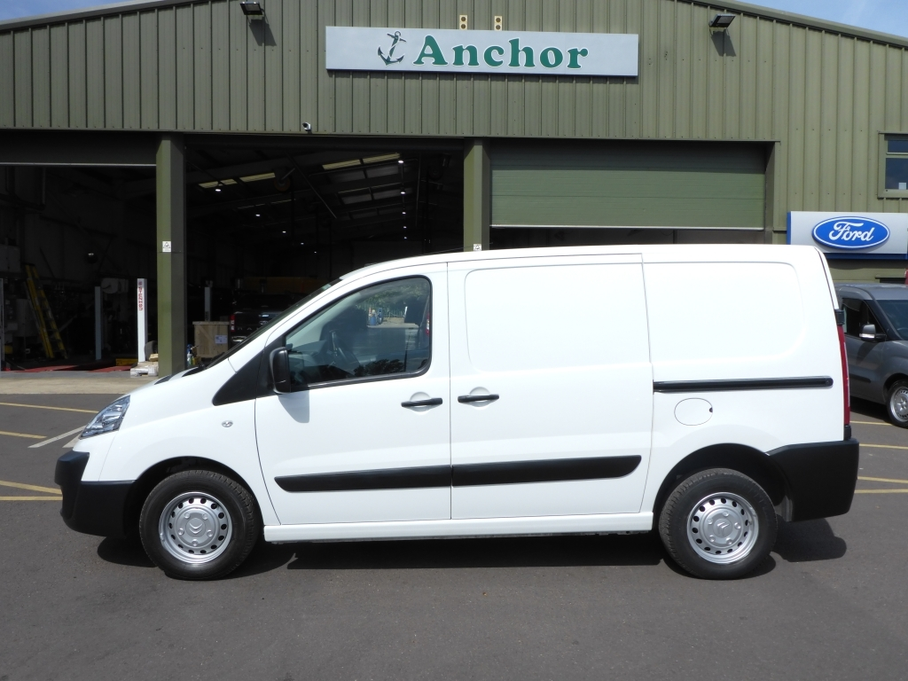 Citroen Dispatch PK63 PPF