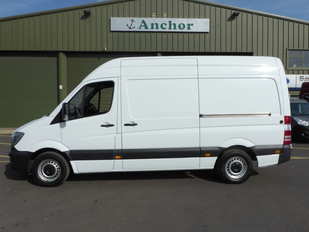 Mercedes Sprinter DC15 DVF
