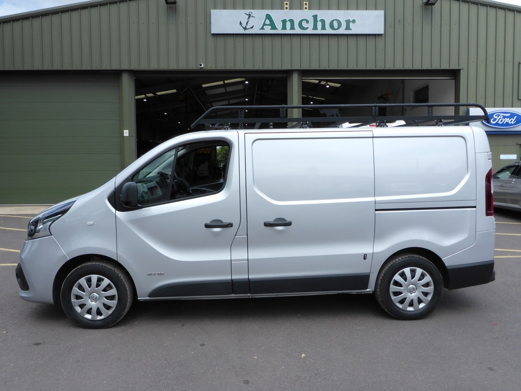 Renault Trafic LC65 WME