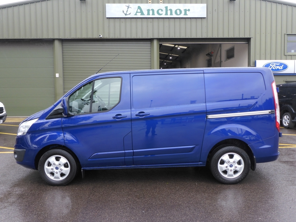 Ford Transit Custom NV66 VPP