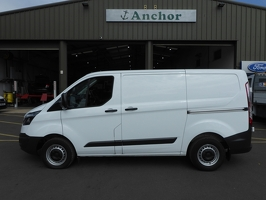 Ford Transit Custom CX18 WCW