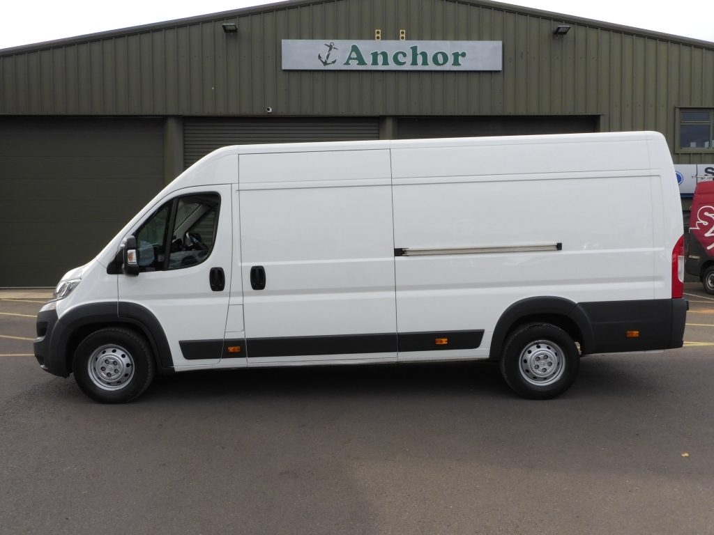 Citroen Relay CN17 HFR