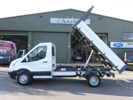 Ford Transit HF18 NZX