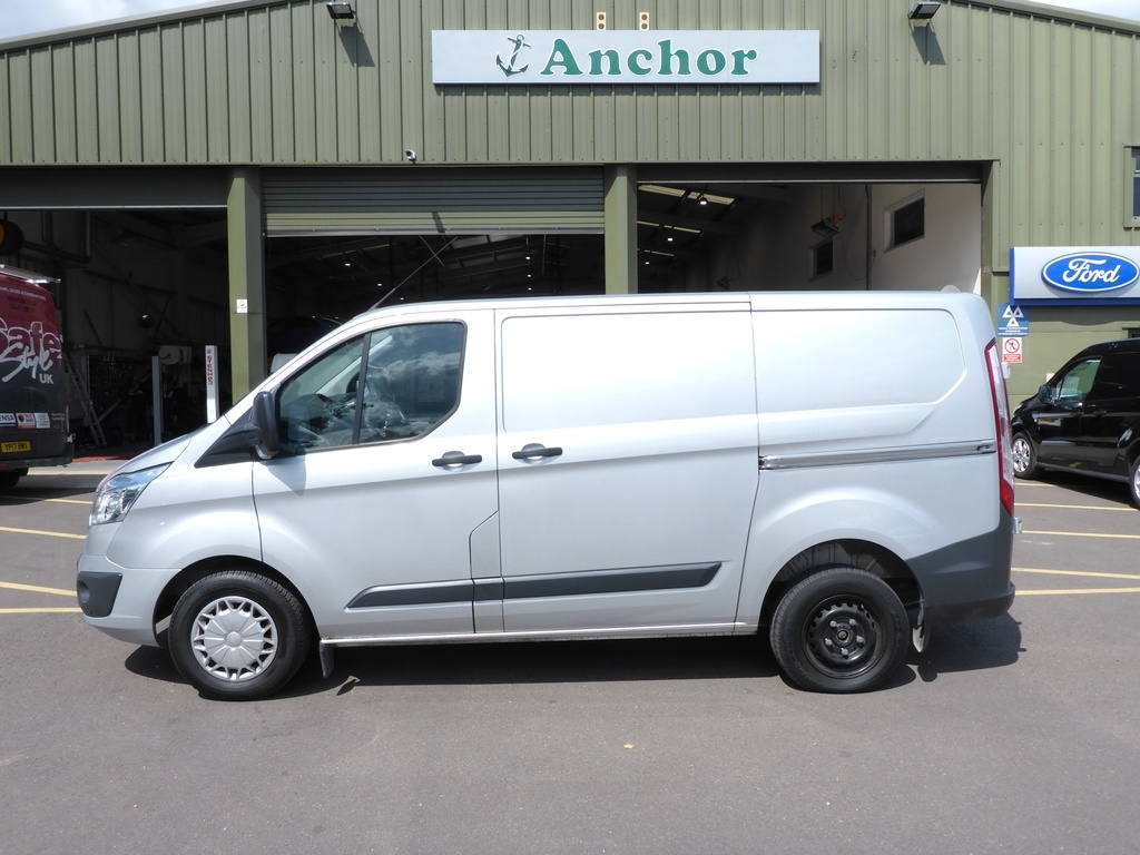 Ford Transit Custom MV64 VMW