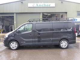 Renault Trafic LC65 WOR