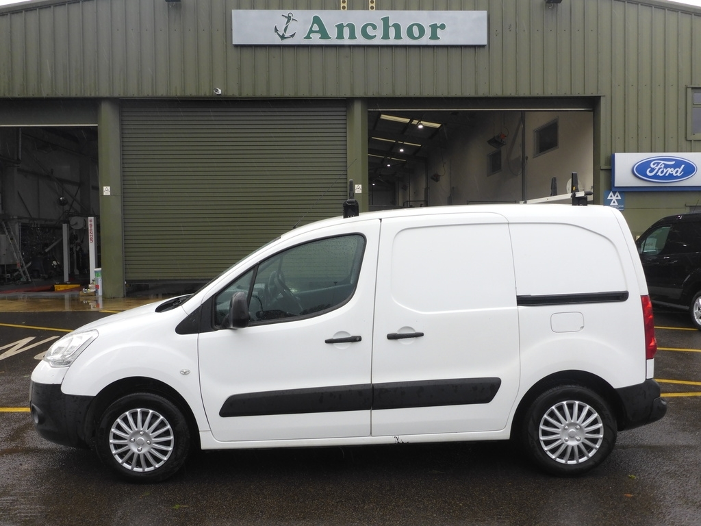 Citroen Berlingo YD61 SFJ