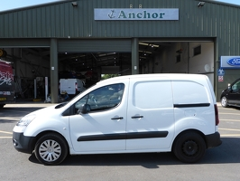 Citroen Berlingo LF15 HLZ