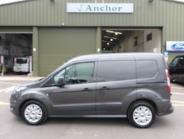 Ford Transit Connect EN16 DYM