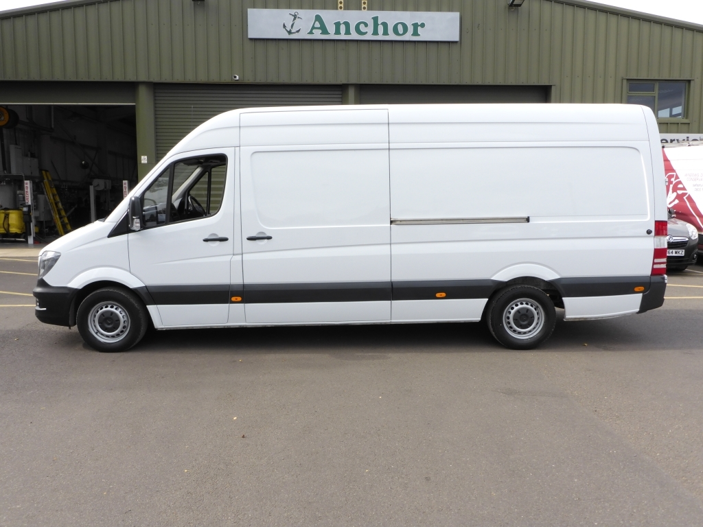 Mercedes Sprinter YH65 UFU