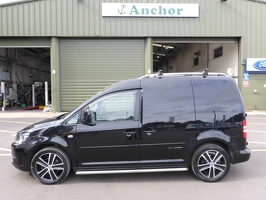Volkswagen Caddy RV15 FCX