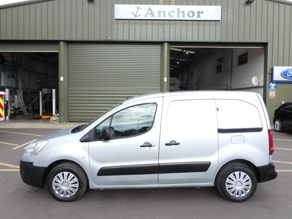 Citroen Berlingo NL11 XFZ