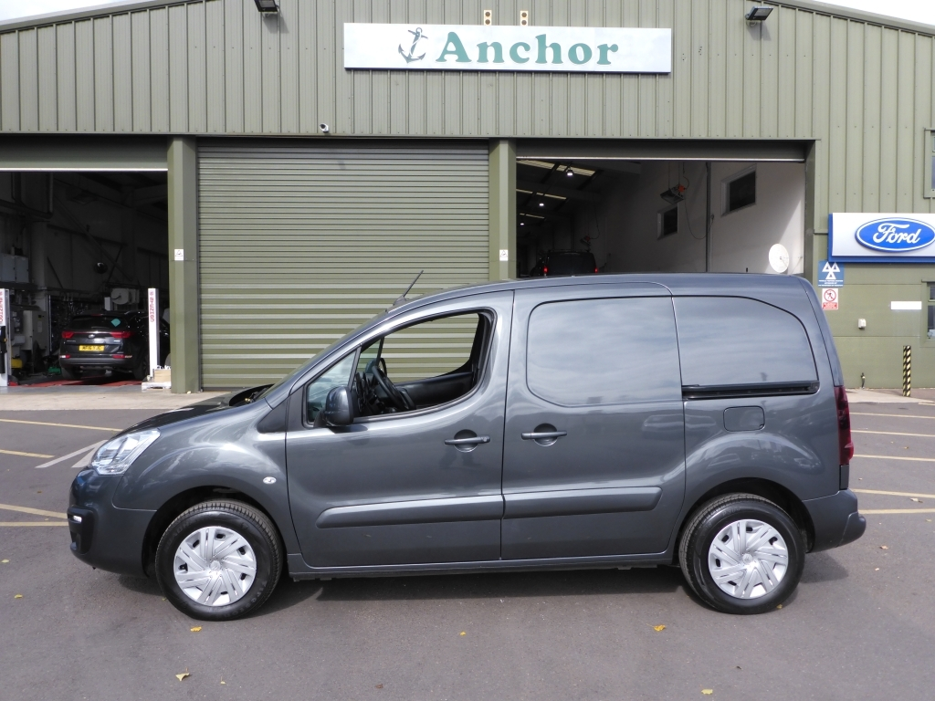 Citroen Berlingo SY66 RUC