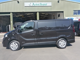 Renault Trafic MT16 AED