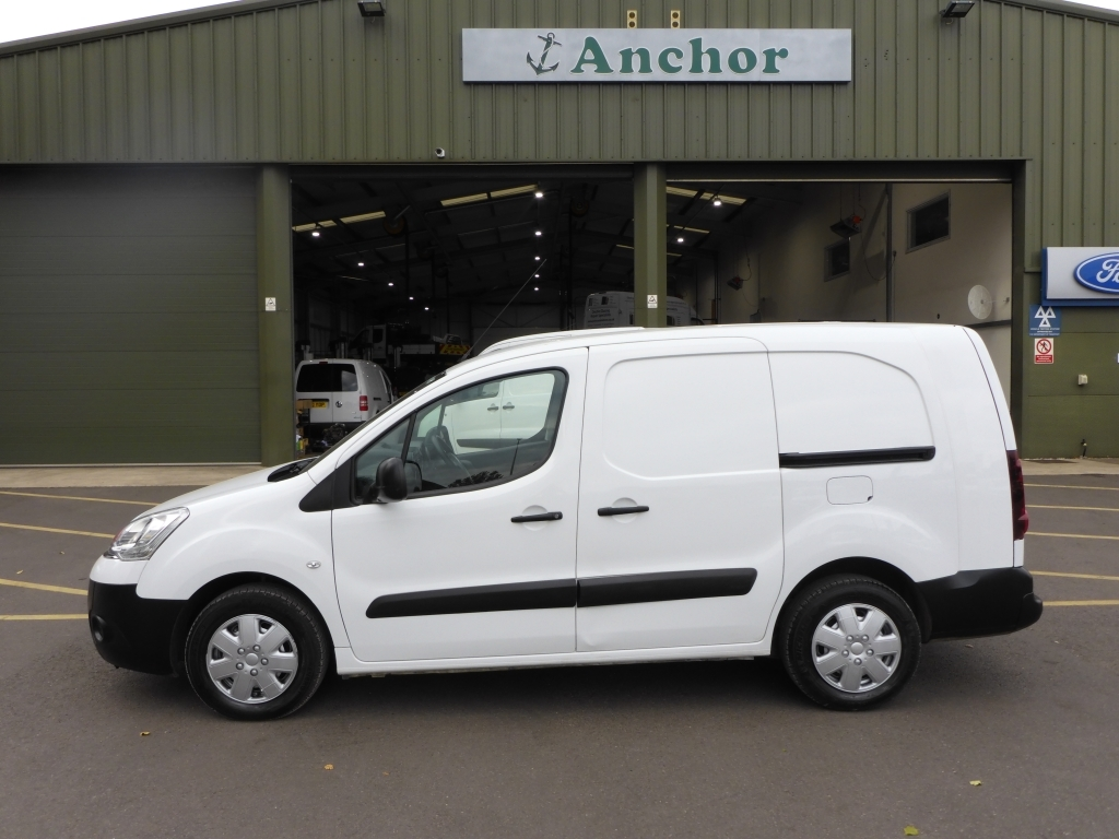 Citroen Berlingo LD64 ZRV