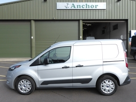 Ford Transit Connect WJ17 WWL
