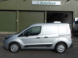 Ford Transit Connect YC65 WZW