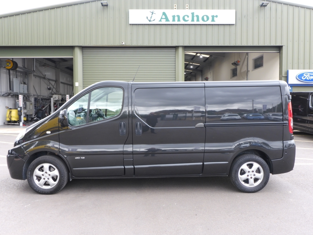 Renault Trafic SG63 APY