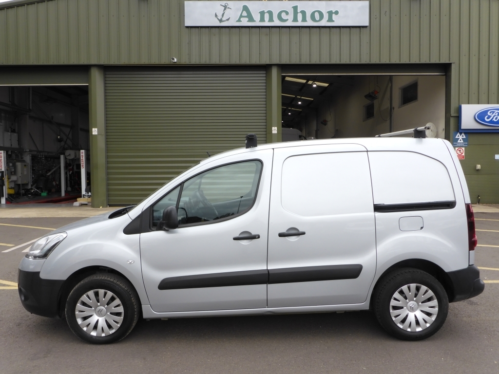 Citroen Berlingo NJ14 DYW