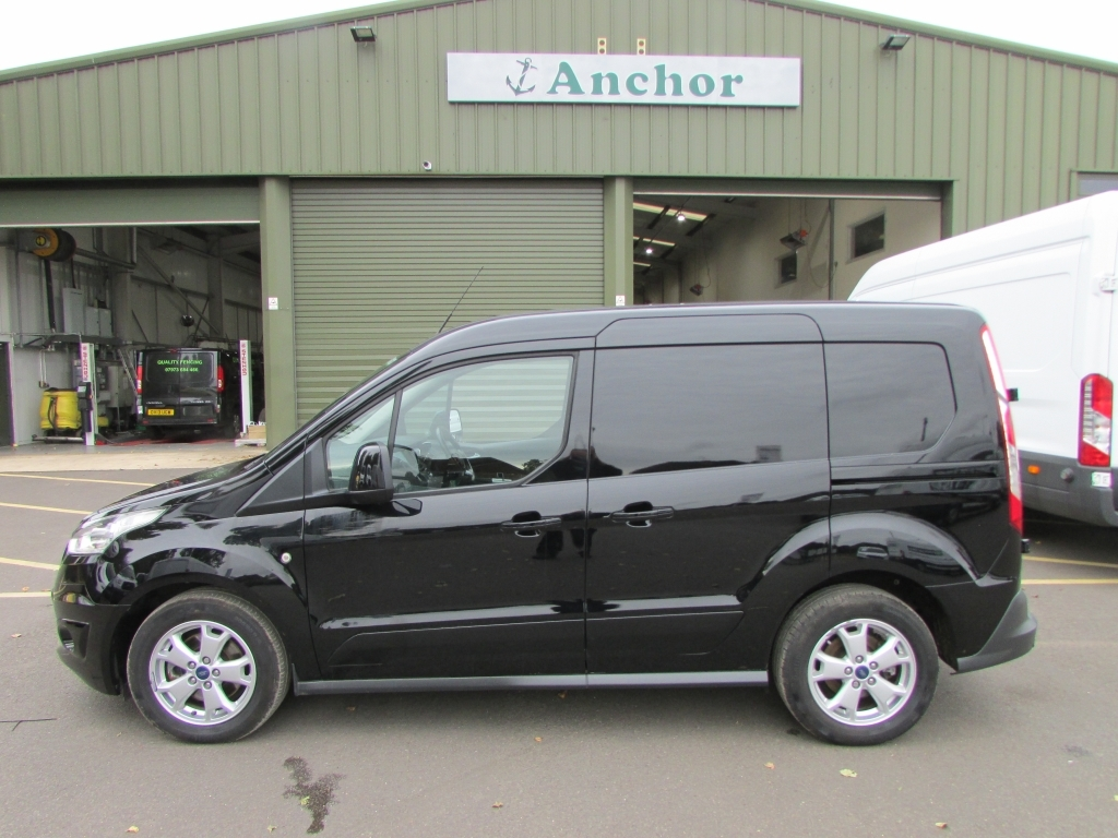 Ford Transit Connect YP66 FGA