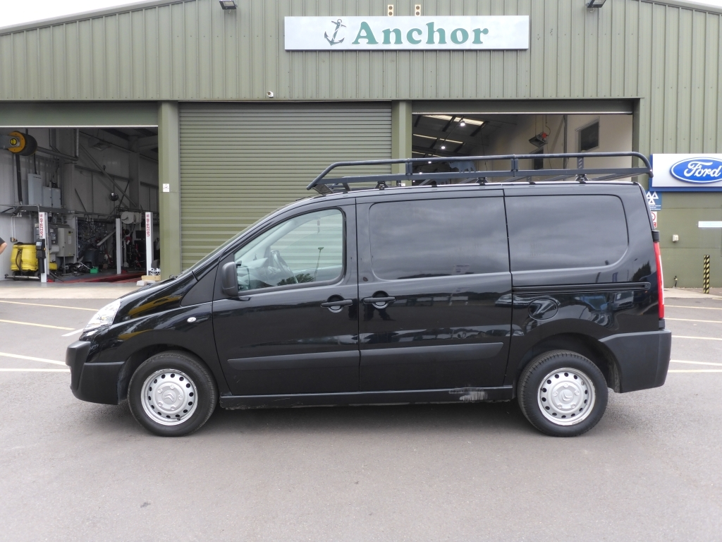 Citroen Dispatch LG15 DSE