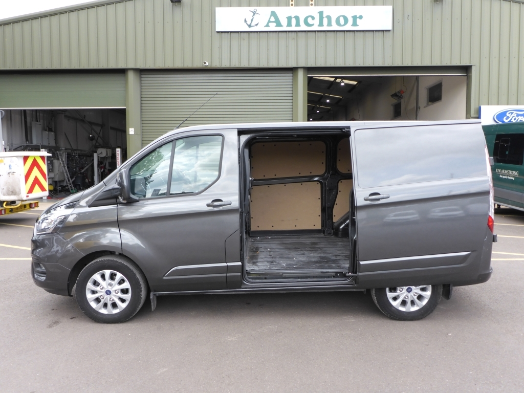 Ford Transit Custom WN68 BWU