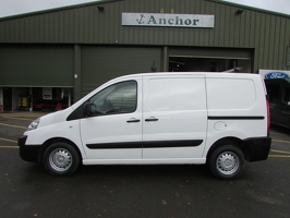 Citroen Dispatch BD62 YYV