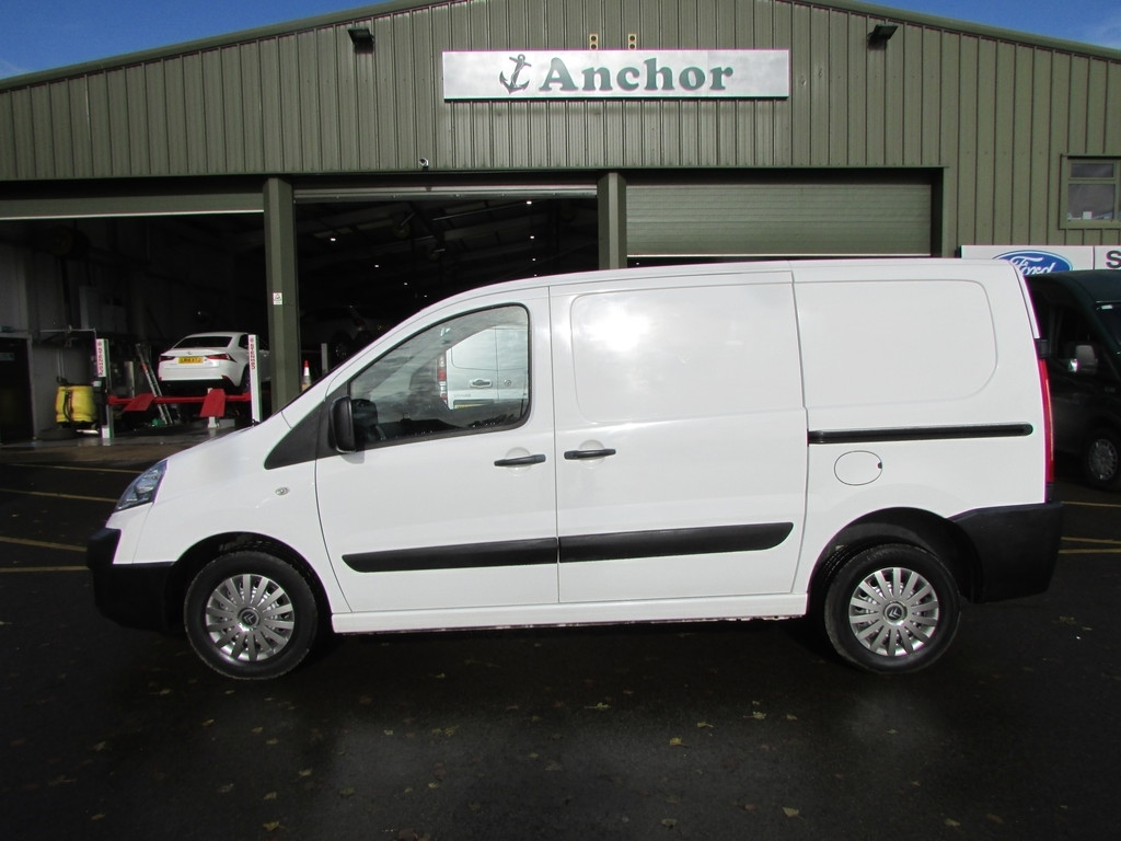 Citroen Dispatch SJ13 HXV