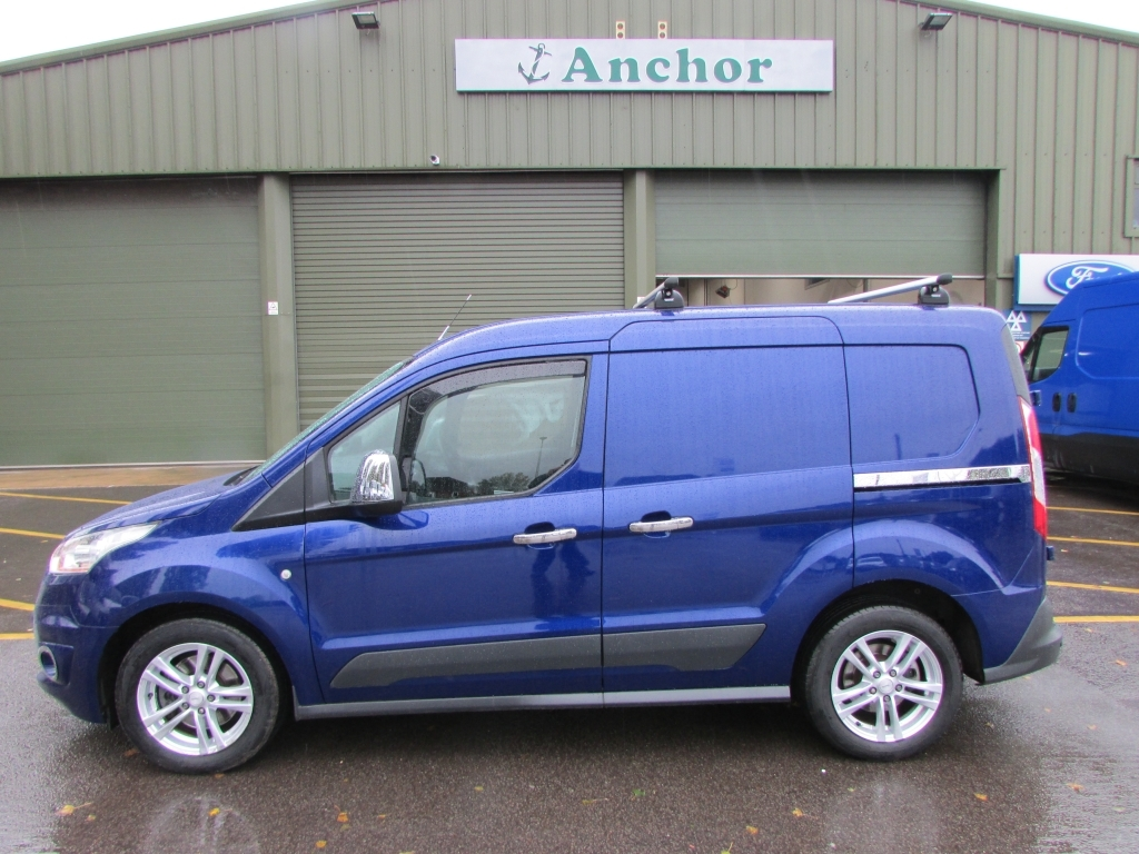 Ford Transit Connect FY65 VRK